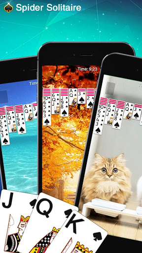 Spider Solitaire 2.9.492 preview 2