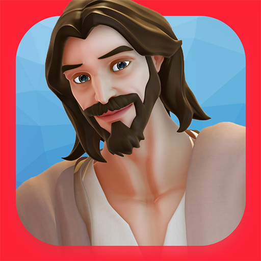 Superbook Kids Bible, Videos & Games (Free App) logo