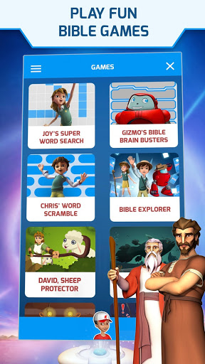Superbook Kids Bible Videos amp Games Free App v1.7.7 preview 1