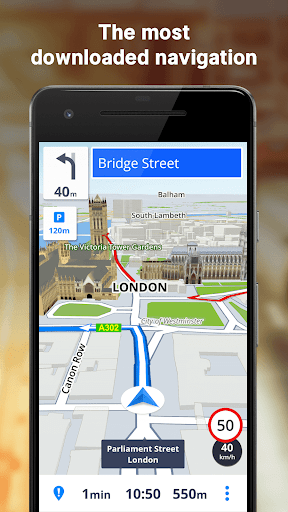 Sygic GPS Navigation amp Maps 18.1.4 preview 1