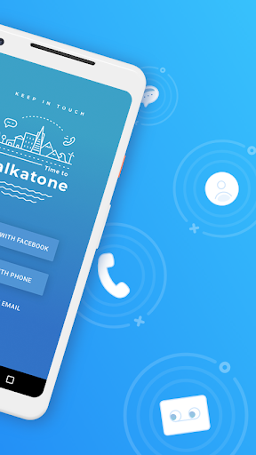 Talkatone Free Texts Calls amp Phone Number 6.3.8 preview 2