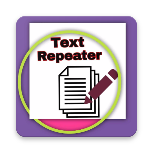 Text Repeater logo