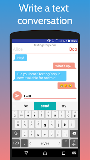 TextingStory – Chat Story Maker 2.2.4 preview 1