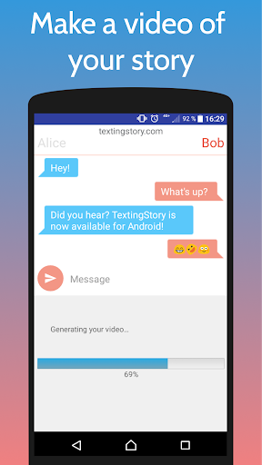 TextingStory – Chat Story Maker 2.2.4 preview 2