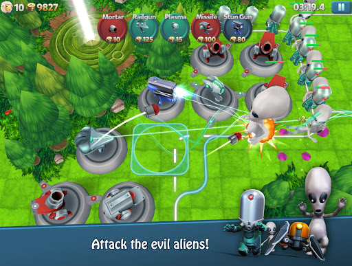 Tower Madness 2 3D Defense 2.1.1 preview 1