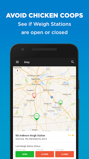 Trucker Path Truck Stops amp Weigh Stations 3.5.7 preview 2