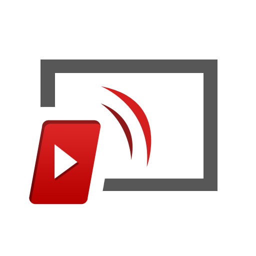 Tubio - Cast Web Videos to TV, Chromecast, Airplay logo