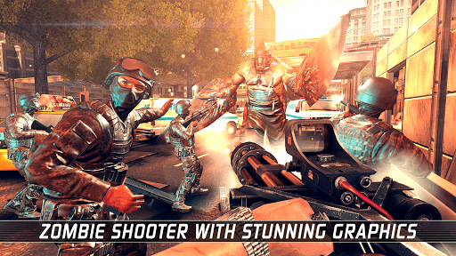 UNKILLED – Zombie FPS Shooting Game 2.0.5 preview 1