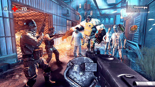 UNKILLED – Zombie FPS Shooting Game 2.0.5 preview 2