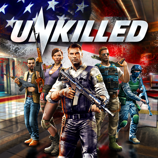 UNKILLED - Zombie FPS Shooting Game logo