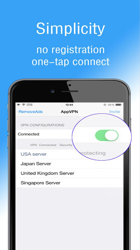 VPN Unlimited Proxy AppVPN 2.48 preview 1