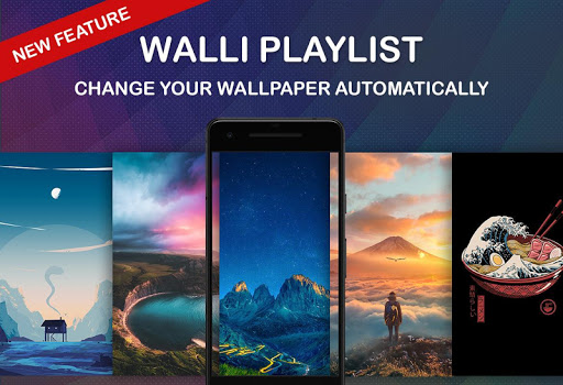Walli – 4K HD Wallpapers amp Backgrounds 2.7.4 preview 1