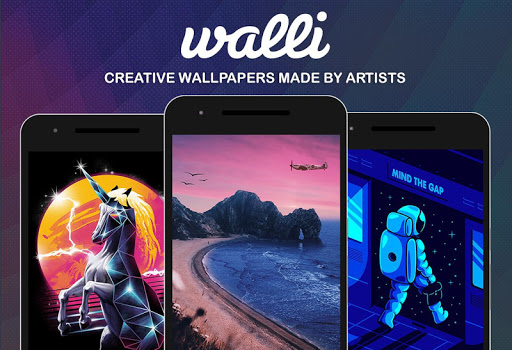 Walli – 4K HD Wallpapers amp Backgrounds 2.7.4 preview 2