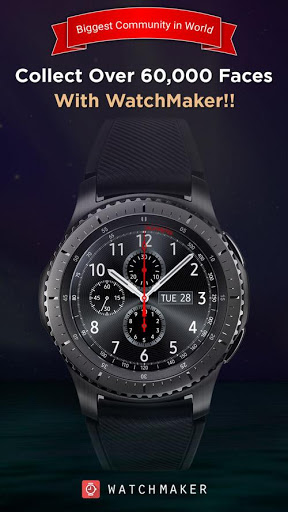 WatchMaker Watch Faces 5.4.4 preview 1