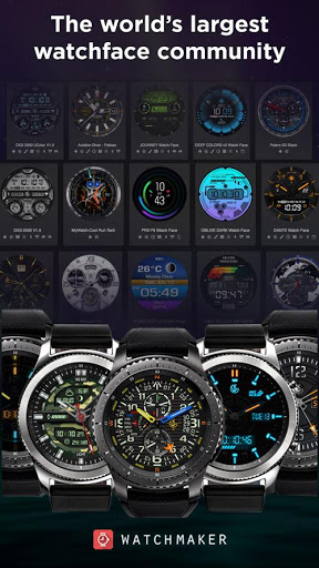 WatchMaker Watch Faces 5.4.4 preview 2