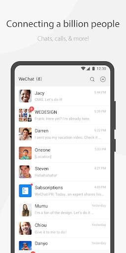 WeChat 7.0.5 preview 1