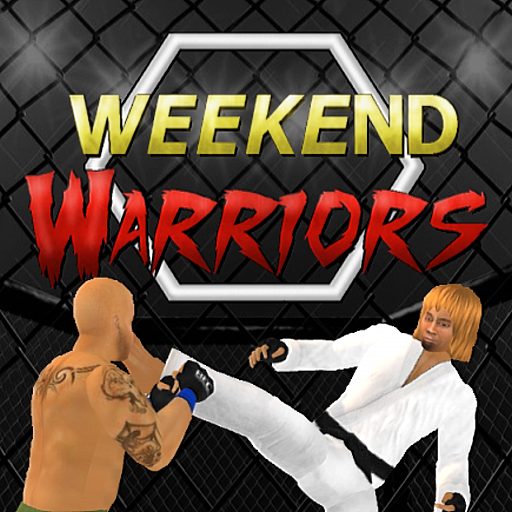 Weekend Warriors MMA logo