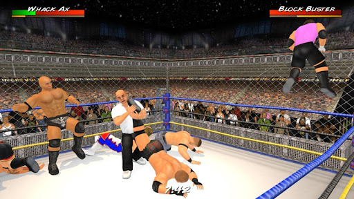 Wrestling Revolution 3D 1.656 preview 1