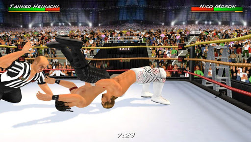 Wrestling Revolution 3D 1.656 preview 2