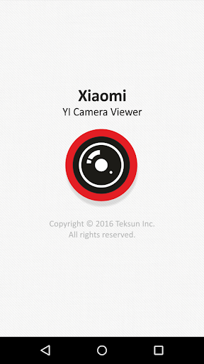 Yi Camera Viewer 1.0.5 preview 1
