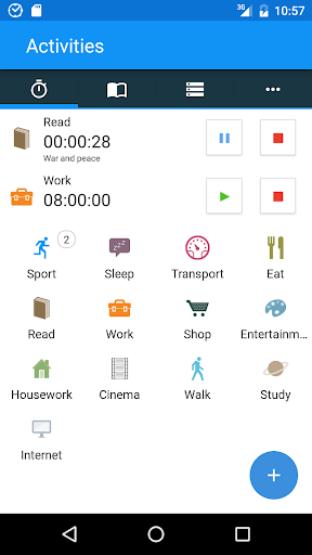 aTimeLogger – Time Tracker 1.6.65 preview 1