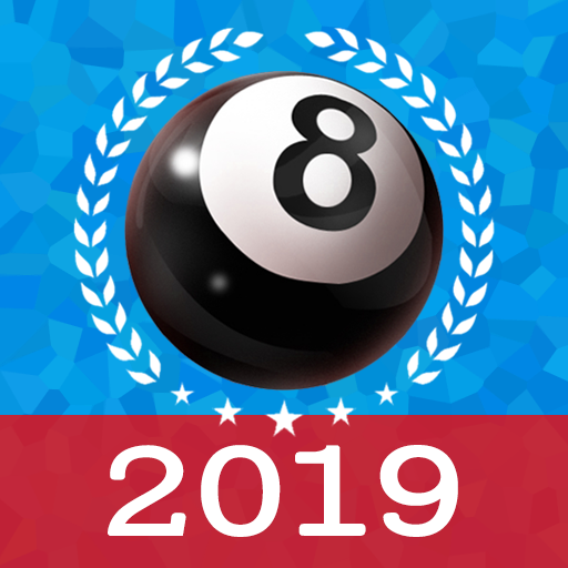 🔥 billiards offline / pool offline game / 8 ball logo