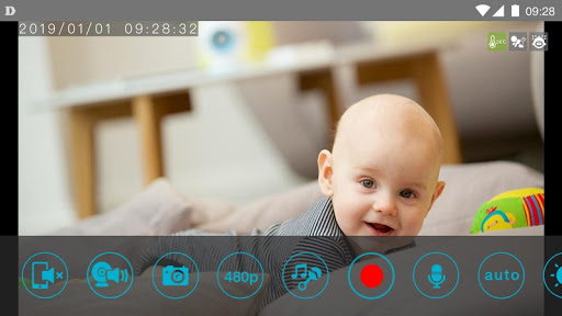 mydlink Baby Camera Monitor 3.02.00 preview 2