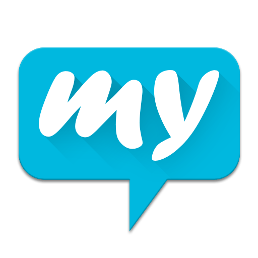 mysms SMS Text Messaging Sync logo
