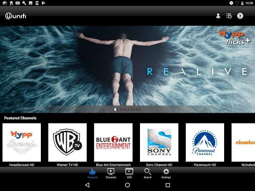 playtvunifi tablet preview 2