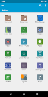 FX File Explorer the file manager with privacy 8.0.3.0 preview 1