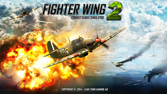 FighterWing 2 Flight Simulator 2.79 preview 1