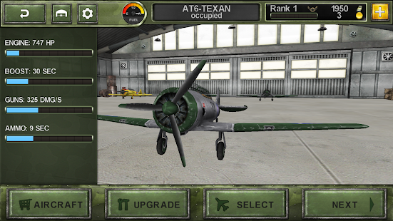 FighterWing 2 Flight Simulator 2.79 preview 2