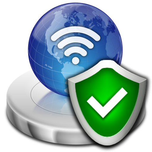 SecureTether WiFi - Free¹ no root mobile hotspot logo