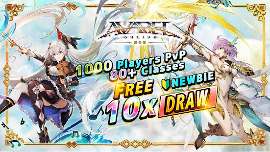 AVABEL ONLINE Action MMORPG 8.11.2 preview 1