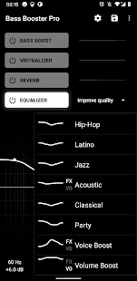 Bass Booster – Music Equalizer 5.0.5 preview 2