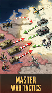 Call of War – WW2 Multiplayer Strategy Game 0.110 preview 1