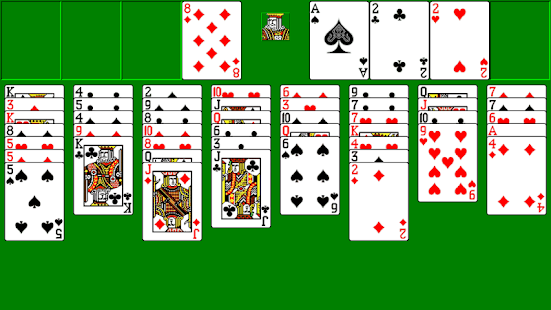 Classic FreeCell preview 1