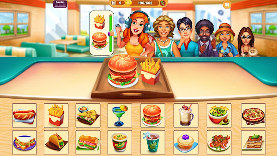 Cook It Best Free Frenzy Cooking Games Madness 1.3.4 preview 1