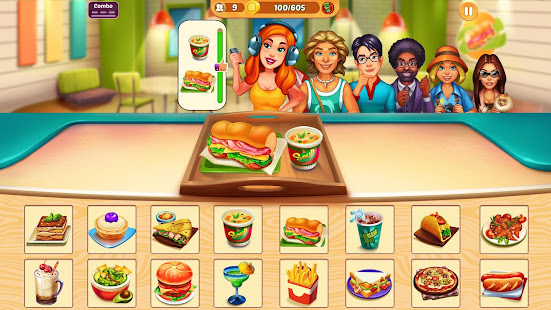 Cook It Best Free Frenzy Cooking Games Madness 1.3.4 preview 2