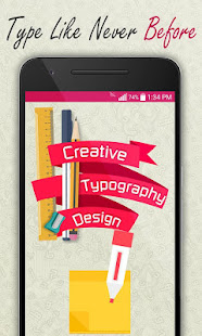 Creative Typography Design preview 1