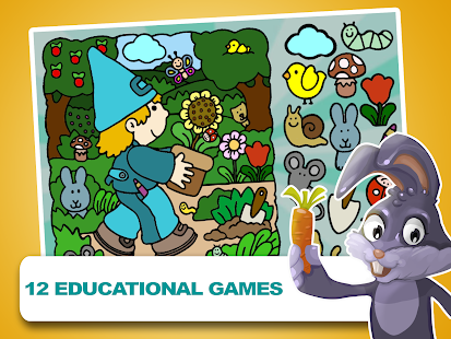 Educational games for kids preview 1