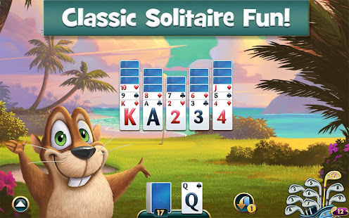 Fairway Solitaire – Card Game preview 1