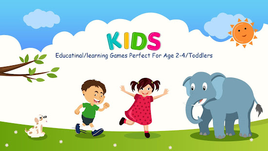 Free toddler games for 23 year olds baby learning 3.7.6.3 preview 1