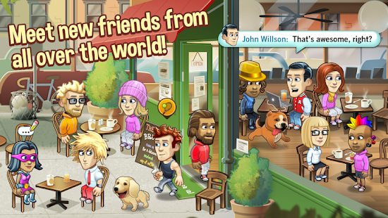 Friendbase Chat Create Play preview 1