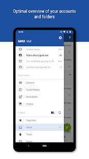 GMX – Mail amp Cloud 7.2.4 preview 2