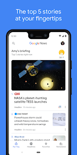 Google News – Daily Headlines preview 1