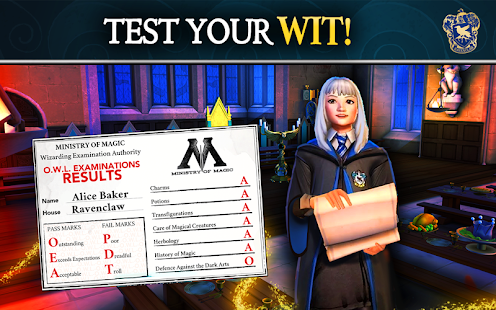 Harry Potter Hogwarts Mystery 3.6.1 preview 2
