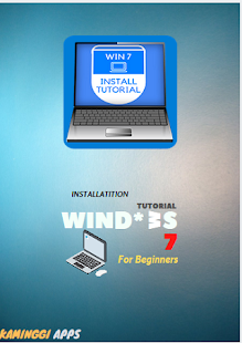How to Install Windws 7 preview 1