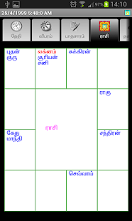 ICS Softwares Tamil Astrology preview 1