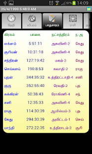 ICS Softwares Tamil Astrology preview 2